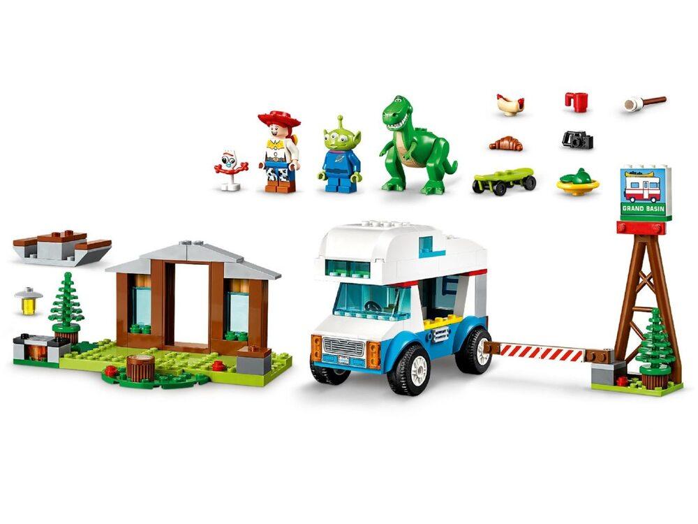 LEGO Toy Story 10769 Весёлый отпуск   playzone.com.ua