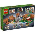Купить Лего Майнкрафт 21128 Деревня LEGO Minecraft.