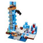 Купить Лего 21131 Ледяные шипы, LEGO Minecraft.