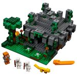Купить Лего Майнкрафт 21132 Храм в джунглях, LEGO Minecraft.