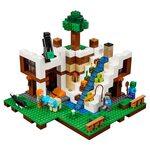 Купить Лего Майнкрафт 21134 База на водопаде, LEGO Minecraft.
