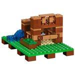 Купить Лего 21135 Верстак 2.0 Майнкрафт, Crafting Box 2.0.