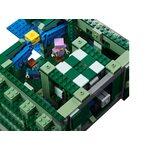Купить Лего 21136 Подводный храм Майнкрафт.