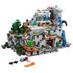 Купить Лего 21137 Горная пещера Майнкрафт.