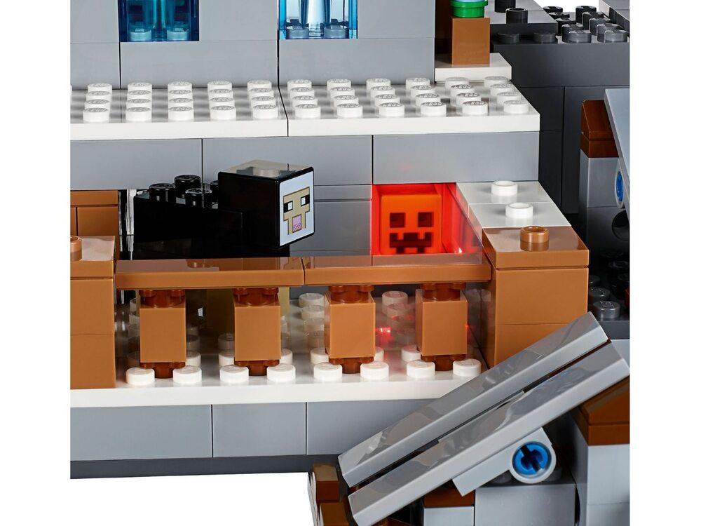 Лего майнкрафт горная пещера купить