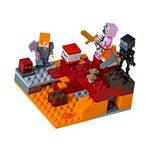 Купить Лего 21139 Битва в Нижнем мире, LEGO Minecraft.
