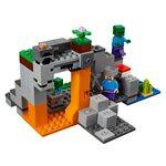 Купить Лего 21141 Пещера зомби, LEGO Minecraft.