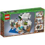 Купить Лего 21142 Иглу, LEGO Minecraft.