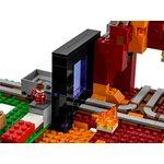 Купить Лего 21143 Портал в Нижний мир, LEGO Minecraft.