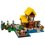 Купить Лего 21144 Фермерский домик, LEGO Minecraft.