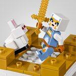 Купить Лего 21145 Арена-череп, Minecraft.