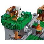 Купить Лего 21146 Нападение армии скелетов, Minecraft.