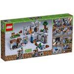 Купить Лего 21147 Приключения в шахтах, Minecraft.
