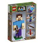 Купить Лего 21148 Стив с попугаем серии Майнкрафт