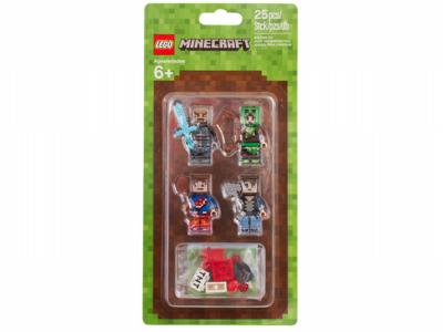 Купить Лего 853609 Набор минифигурок Minecraft-1.