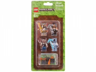 Купить Лего 853610 Набор минифигурок Minecraft-2.