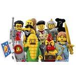 Купить Лего 71018 Минифигурки 17 выпуск, Minifigures