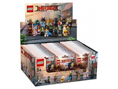 Купить Лего 71019 фигурки Ниндзяго Муви.