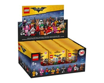Минифигурки Лего Фильм: Бэтмен 71017 LEGO MINIFIGURES