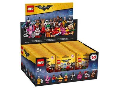 Купить Лего Минифигурки 71017 Фильм: Бэтмен LEGO MINIFIGURES
