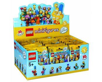 Минифигурки LEGO® – Серия «Симпсоны», выпуск 2