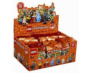 Минифигурки LEGO® - 15 выпуск