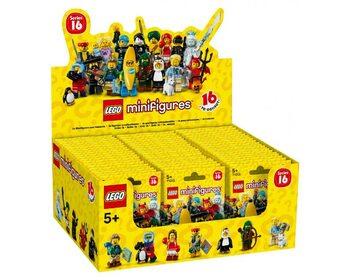 Минифигурки LEGO® - 16 выпуск