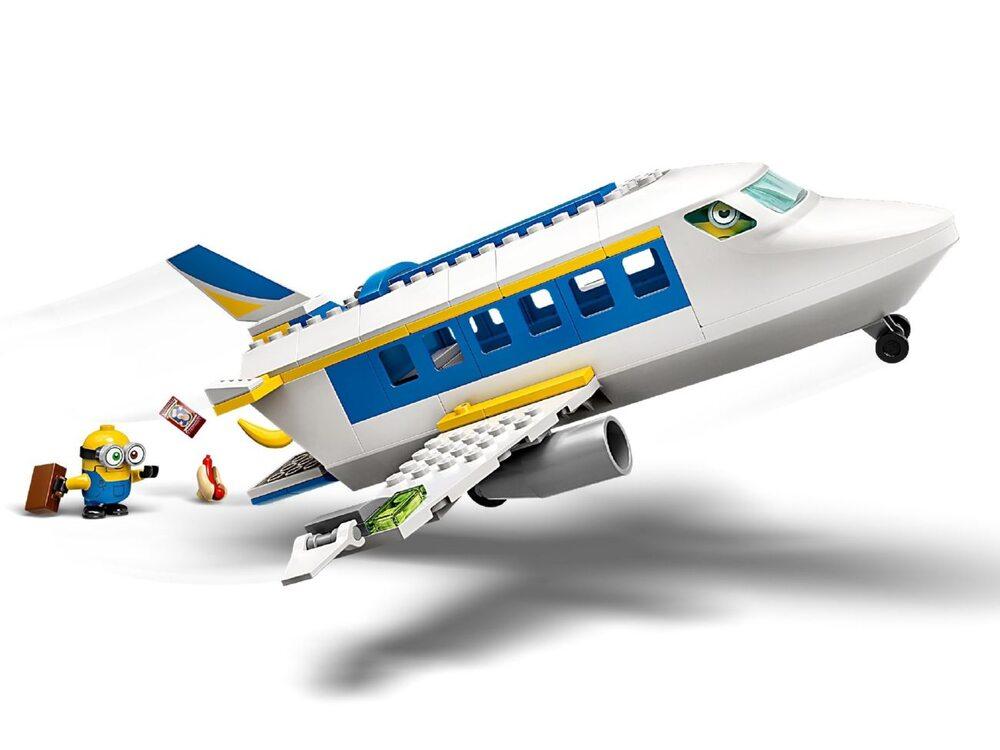 LEGO Minions 75547 Тренировочный полет | playzone.com.ua