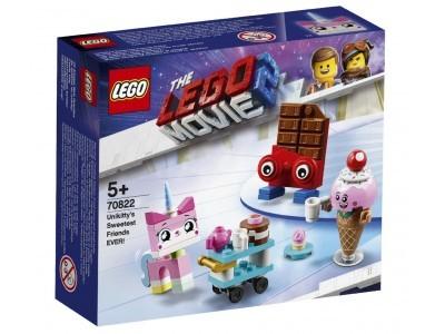 Купить Лего 70822 Лучшие друзья Кисоньки серии Муви 2.