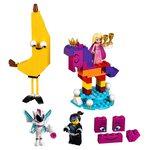 Купить Лего 70824 Знакомство с королевой Многоликой серии Муви 2.