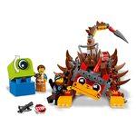 Купить Лего 70827 Ультракити и воин Люси серии Муви 2.
