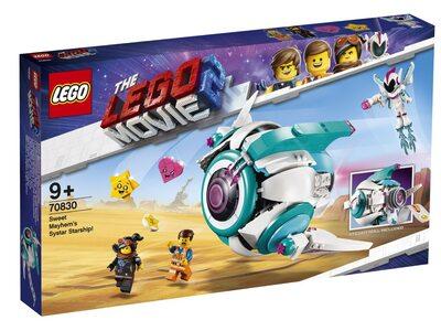 Купить Лего 70830 Звездолёт Мими Катавасии серии Муви 2.