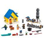 Купить Лего 70831 Дом мечты или Спасательная ракета Эммета серии Муви 2.