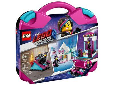 Купить Лего 70833 Набор строителя Вайлдстайл серии Муви 2.