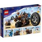 Купить Лего 70834 Хеви-метал мотоцикл Железной Бороды серии Муви 2.