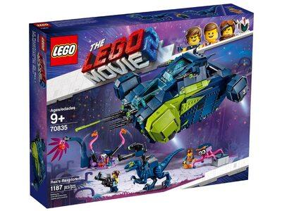 Купить Лего 70835 Рэксследователь Рэкса серии Муви 2.