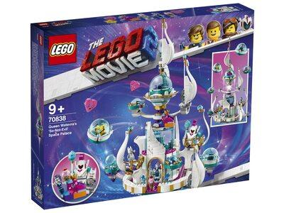 Купить Лего 70838 Космический замок королевы Многолики серии Муви-2