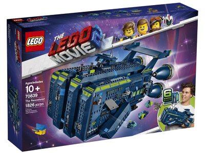 Купить Лего 70839 Рэксельсиор! серии Муви 2.