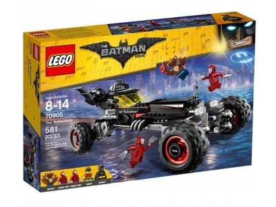 Купить Лего Бэтмен 70905 Бэтмобиль, LEGO BATMAN MOVIE.