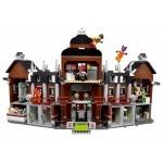 Купить Лего Бэтмен 70912 Лечебница Аркхем, BATMAN.