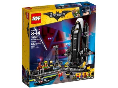 Купить Лего 70923 Космический бэтшатл, Batman Movie.