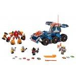 Купить Лего 70322 Башенный тягач Акселя Нексо Найтс.