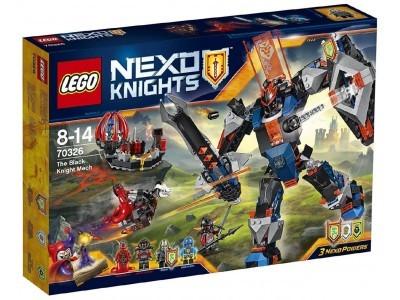 Купить Лего 70326 Робот Черного рыцаря Нексо Найтс