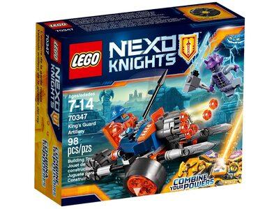 Купить Лего 70347 Сторожевая королевская артиллерия Нексо Найтс.