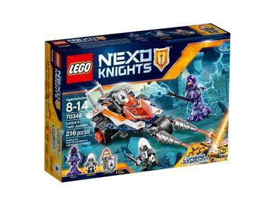 Купить Лего 70348 Турнирная машина Ланса Нексо Найтс.