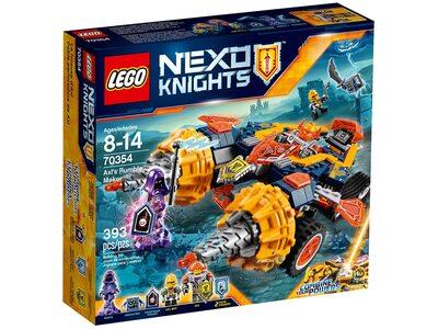 Купить Лего Нексо Найтс 70354 Бур-машина Акселя, LEGO Nexo Knights