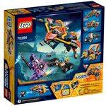 Купить Лего 70354 Бур-машина Акселя, LEGO Nexo Knights.