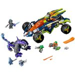 Купить Лего Нексо Найтс 70355 Вездеход Аарона, LEGO Nexo Knights
