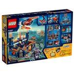 Купить Лего Нексо Найтс 70357 Замок Найтон, LEGO Nexo Knights.