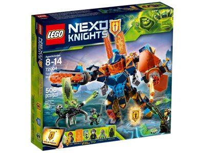 Купить Лего 72004 Бой техномагов, Нексо Найтс.